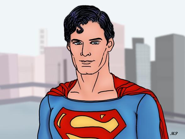 Christopher Reeve par MP69